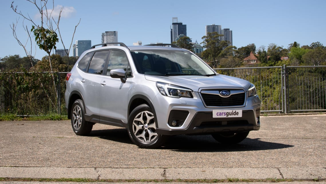 2020 Subaru Forester: Specs, Design, Price >> Subaru Forester 2 5i 2019 2020 Review