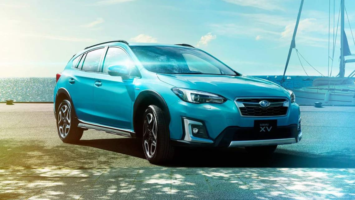 New Subaru Xv >> Subaru Xv 2019 Hybrid E Boxer In Australia By End Of 2020