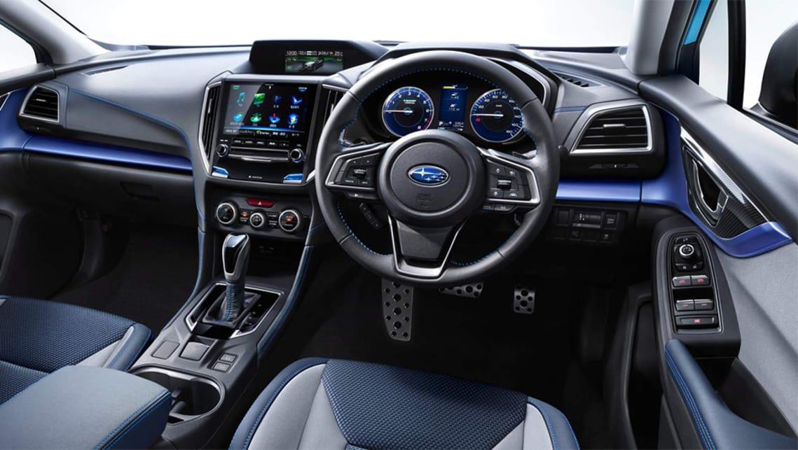 Subaru Xv 2019 Hybrid E Boxer In Australia By End Of 2020 Car News Carsguide