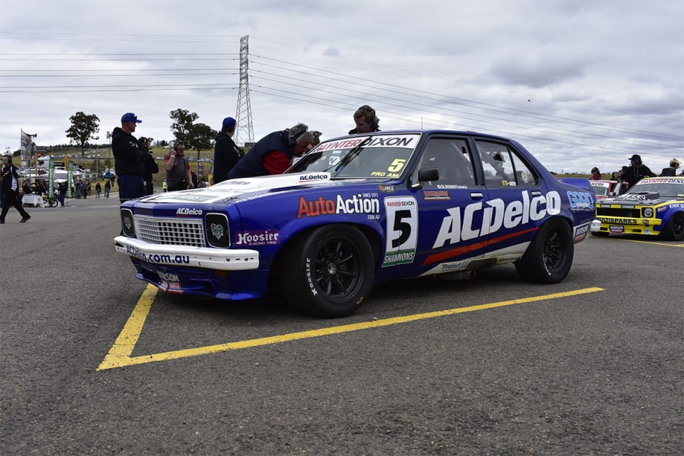 Why Touring Car Masters is the best Aussie racing series