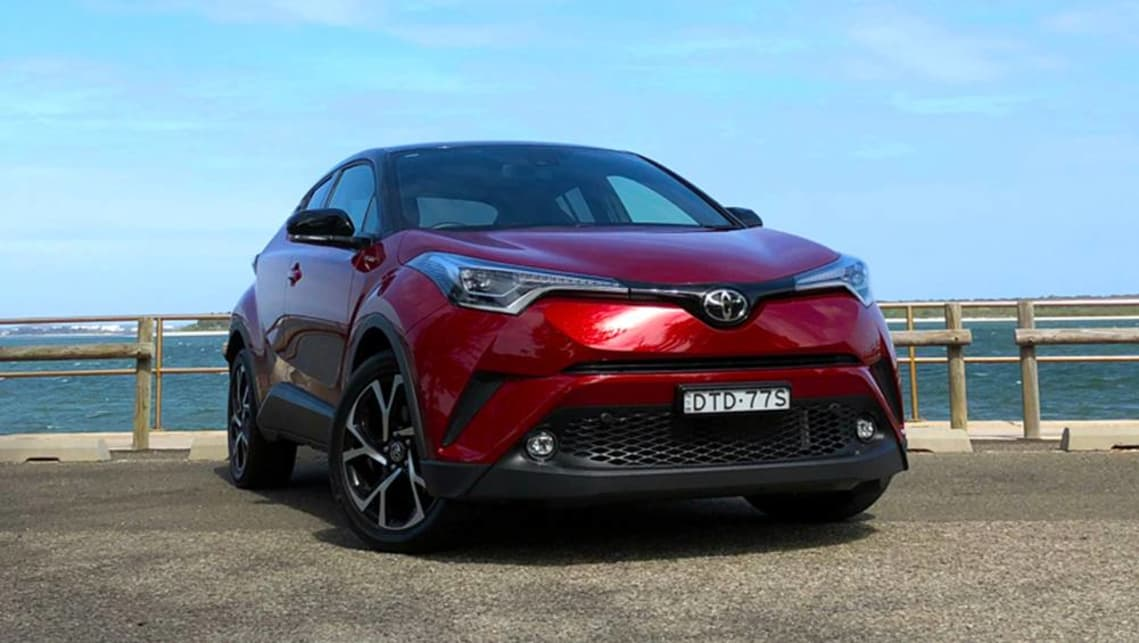 2019 Toyota C-HR: Design, Specs, Price >> 2019 Toyota C Hr Review Is The Koba The Sweet Spot Carsguide
