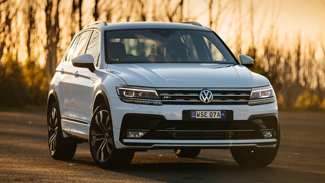 2020 VW Tiguan: Design, Specs, Price >> Volkswagen Tiguan 2019 Pricing And Spec Confirmed Car News