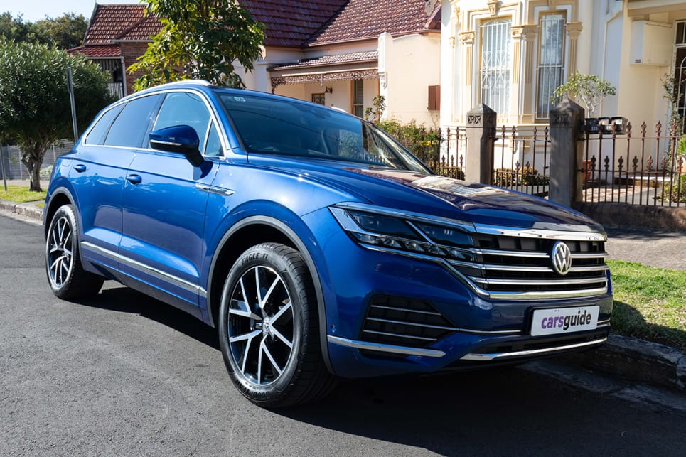 If you only need five seats, it's tough to think of a more accomplished car than the new Touareg.