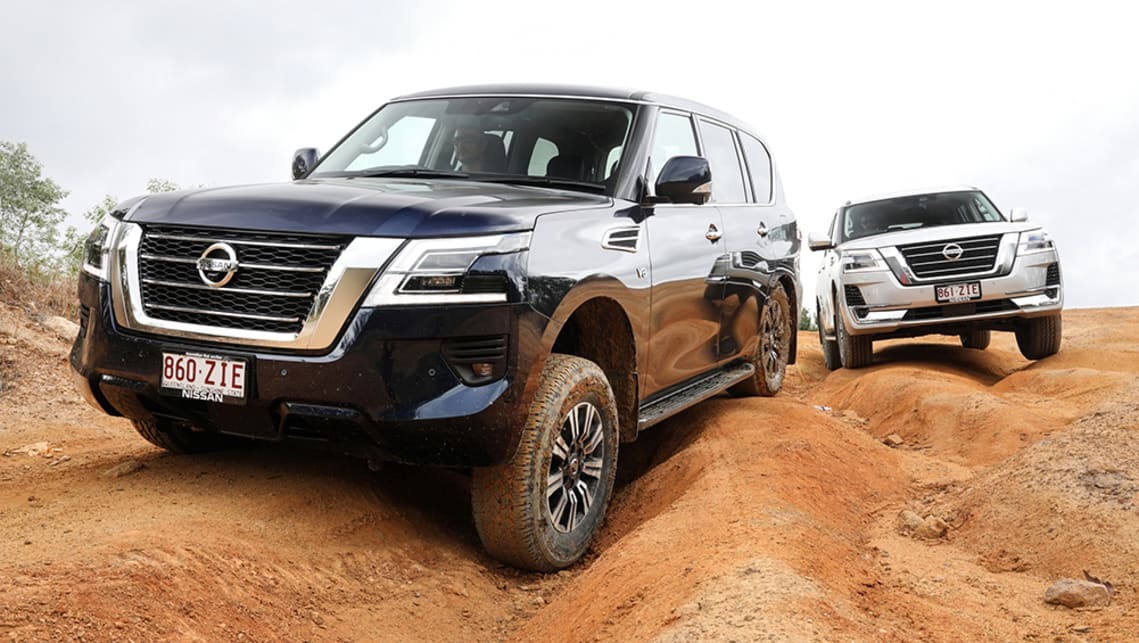 Nissan Patrol V8 Price Conversion Engine Specs Fuel Consumption Where To Buy Everything You Need To Know About The V8 Patrol Carsguide