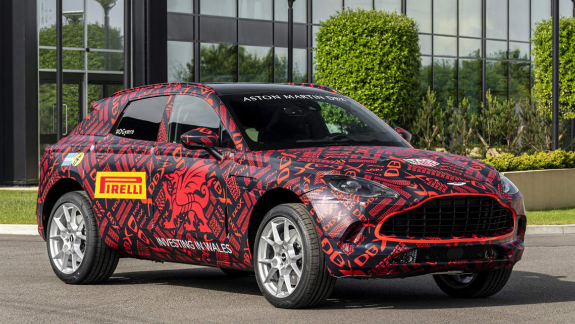 Aston Martin Dbx 2020 Pricing Confirmed Ultra Lux Suv To Wear Ultra High Pricetag Car News Carsguide