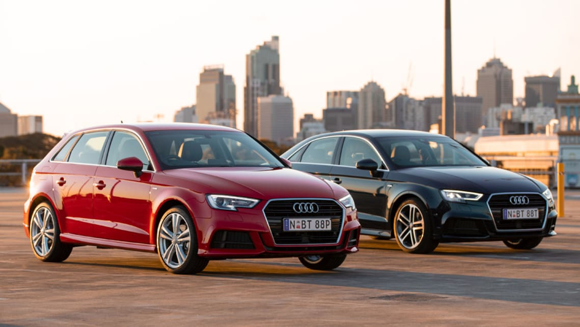 Audi A3 2020 Pricing And Spec Confirmed Higher Entry Point For Luxury Small Car Line Up Car News Carsguide