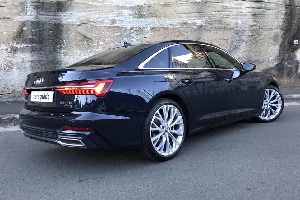 2020 Audi S6 Review.Audi A6 2020 Review 55 Tfsi Quattro S Line Carsguide