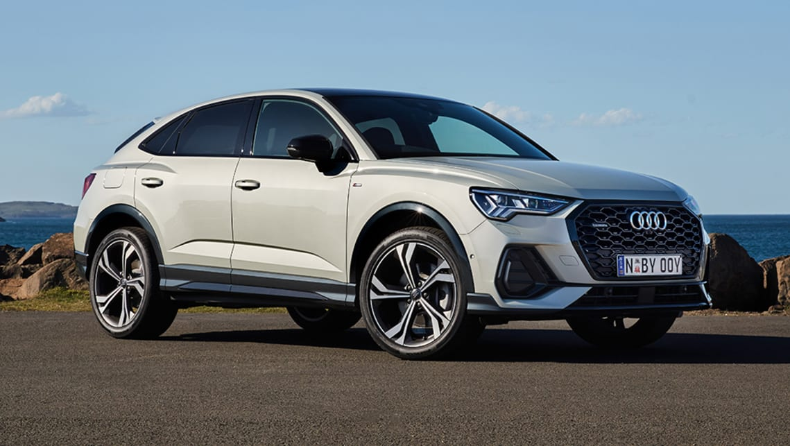 New Audi Q3 Sportback 2020 Pricing And Specs Detailed Mid Range 40 Tfsi Joins Entry Level 35 Tfsi Car News Carsguide
