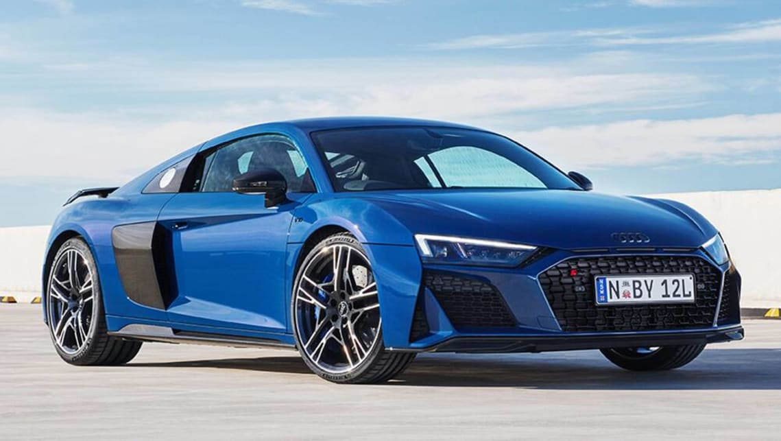 Audi R8 2020 Review Carsguide