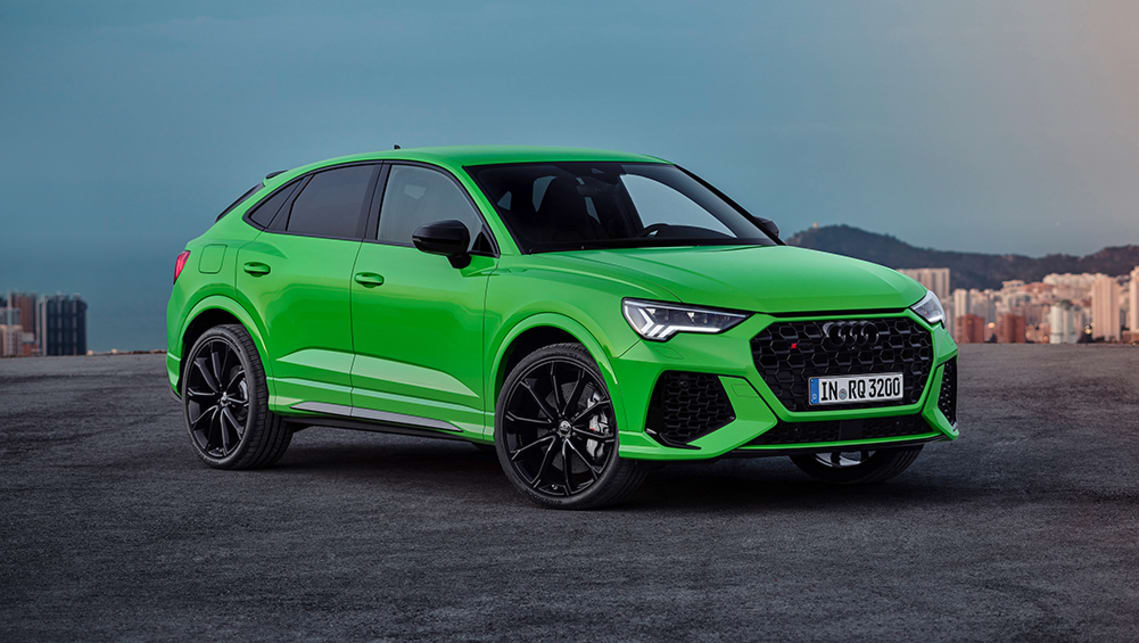 New Audi Rs Q3 2020 Pricing And Specs Detailed Amg Gla45 Rivalling Suv Arrives In August Car News Carsguide