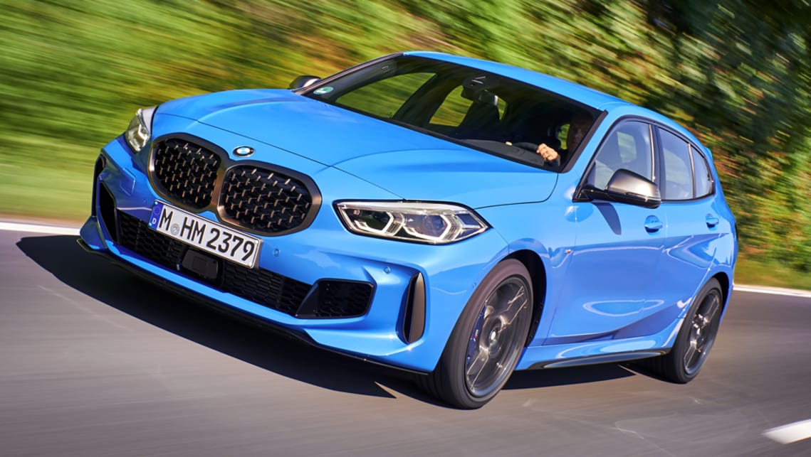 Bmw 1 Series 2020 Specifications Leaked Two Variant Range To Open Local Line Up Car News Carsguide