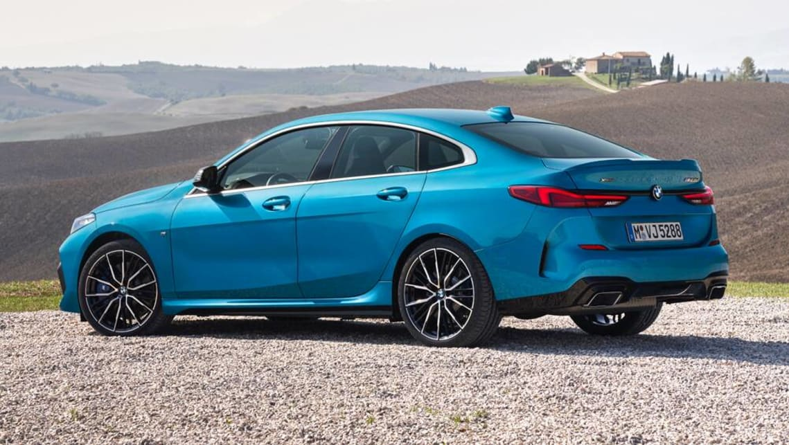 Bmw 2 Series Gran Coupe 2020 Revealed New Small Sedan To Take On Merc A Class And Audi A3 Car News Carsguide