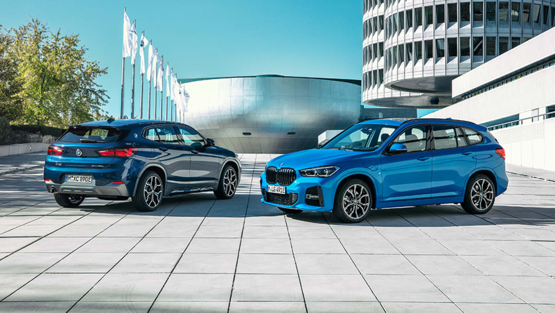Bmw X2 Xdrive25e 2020 Detailed New Plug In Hybrid Suv And X1 Counterpart Aren T Coming Here Car News Carsguide