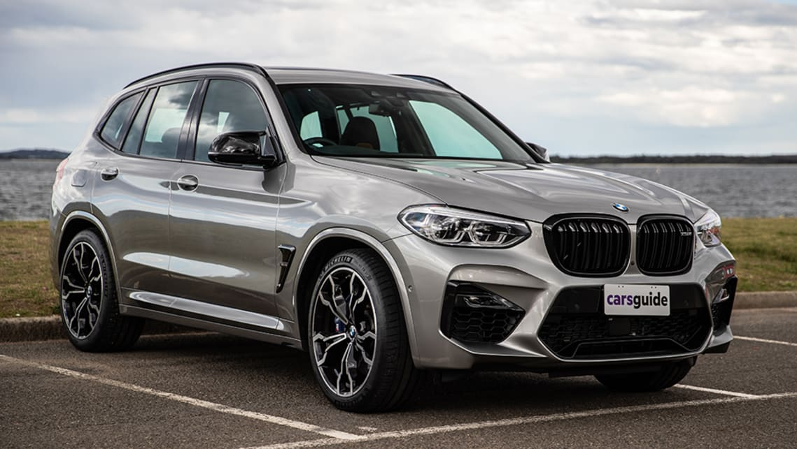 The X3 M is BMW's first full-fat M version of the X3, a car that has never really fired the imagination until this third generation. (image: Peter Anderson)