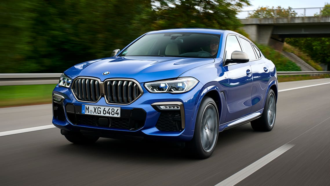 Bmw X6 M50i Pure Pricing And Specs Detailed New Suv S Twin Turbo V8 Now More Affordable Car News Carsguide