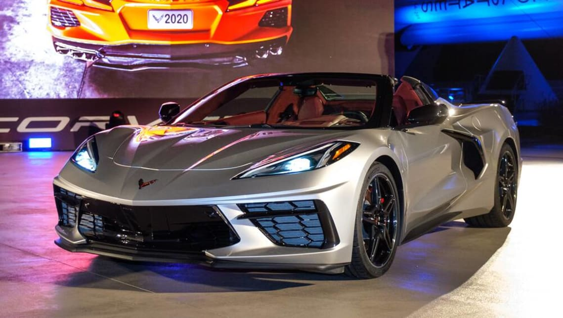 Will Holden Bring The Chevrolet Corvette Convertible To Australia