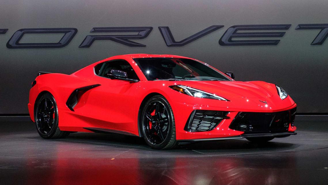new chevrolet c8 corvette 2021 to headline holden