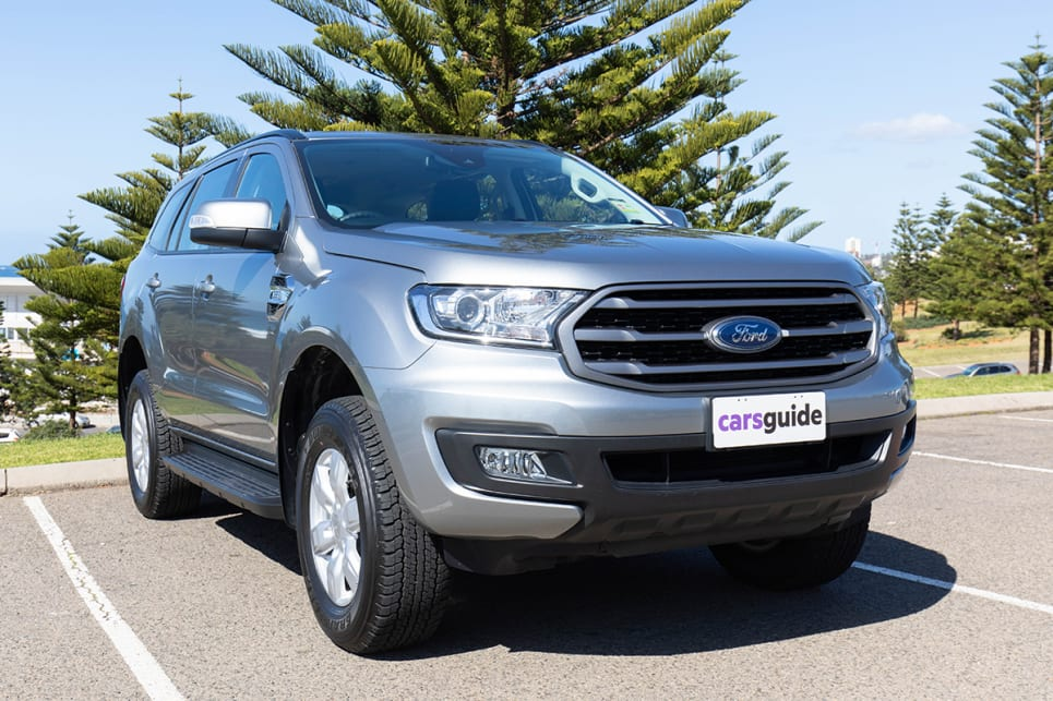 Not everybody loves camping, but that doesn't mean you have to miss out on the generous proportions of something like the Ford Everest, does it? (image: Dean McCartney)