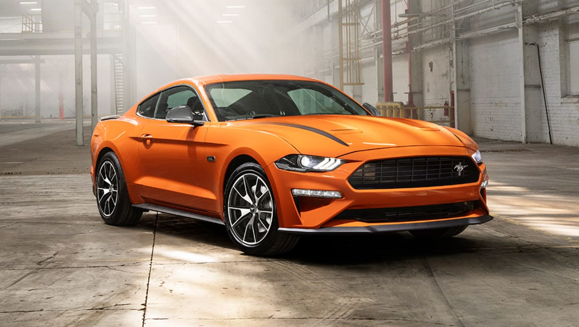 New Ford Mustang 2 3l High Performance 2020 Pricing And Specs
