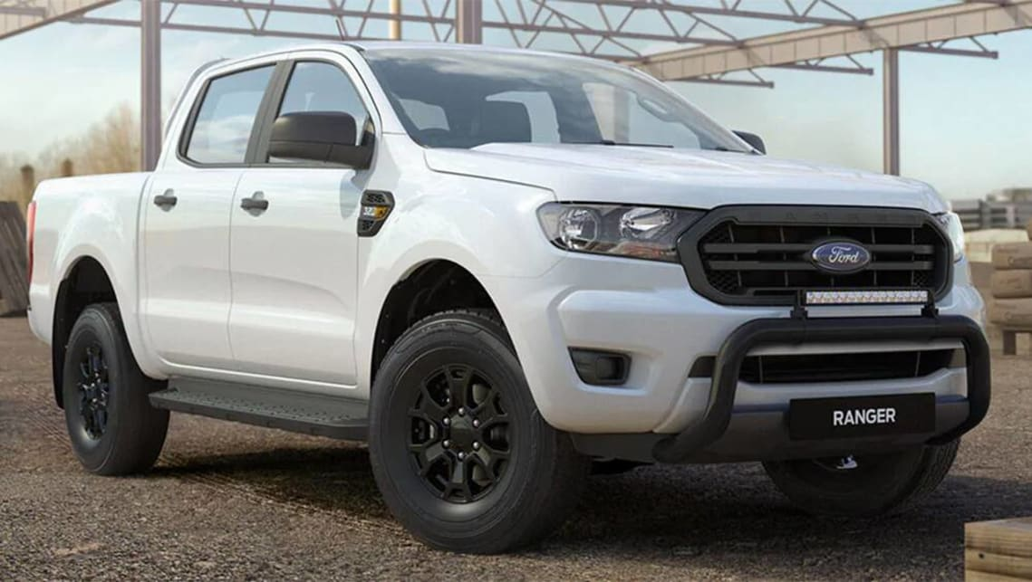 The Ford Ranger line-up has seen the addition of yet another special edition variant.