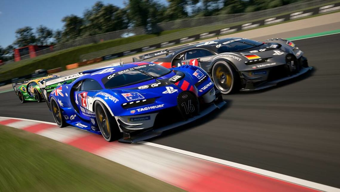 Round one of the FIA Certified Gran Turismo Championships will be held in Australia for the first time.