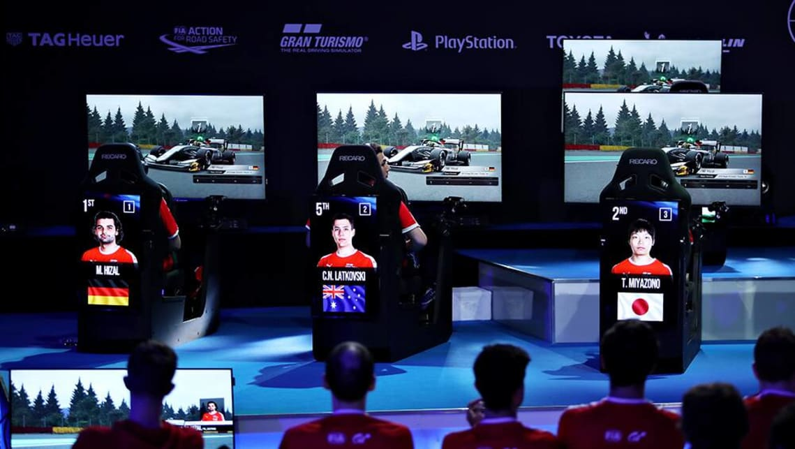 Fifty of the world's best Gran Turismo Sport players will be on hand from Europe, North and South America, Asia, New Zealand and, of course, Australia.