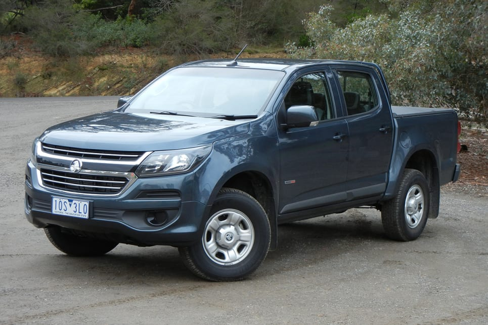Holden Colorado 2020 Review Ls Crew Cab 4x2 Carsguide