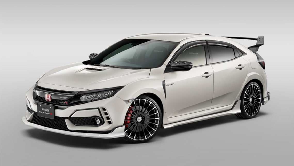 New Honda Civic Type R 2020 Made More Fast And Furious By Mugen Car News Carsguide