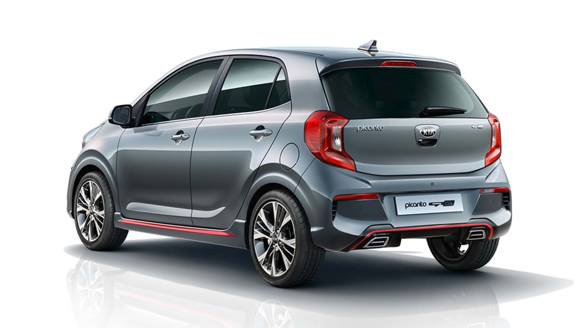 new kia picanto 2020 detailed: sporty variants, more tech