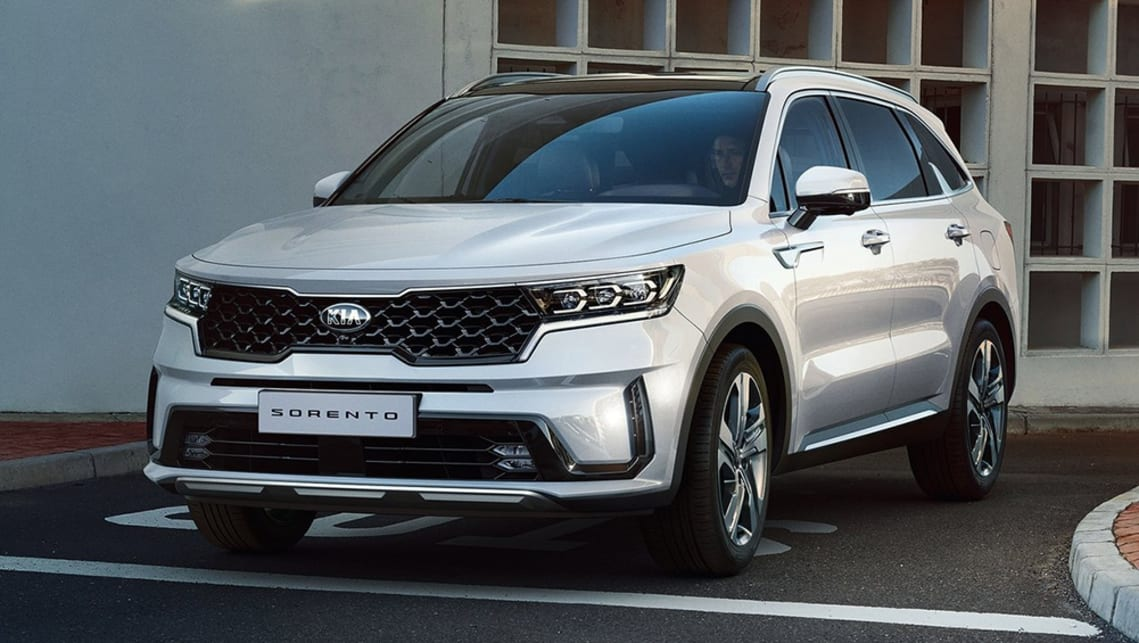 New Kia Sorento 2020 Revealed High Tech Large Suv To Land Later This Year Car News Carsguide