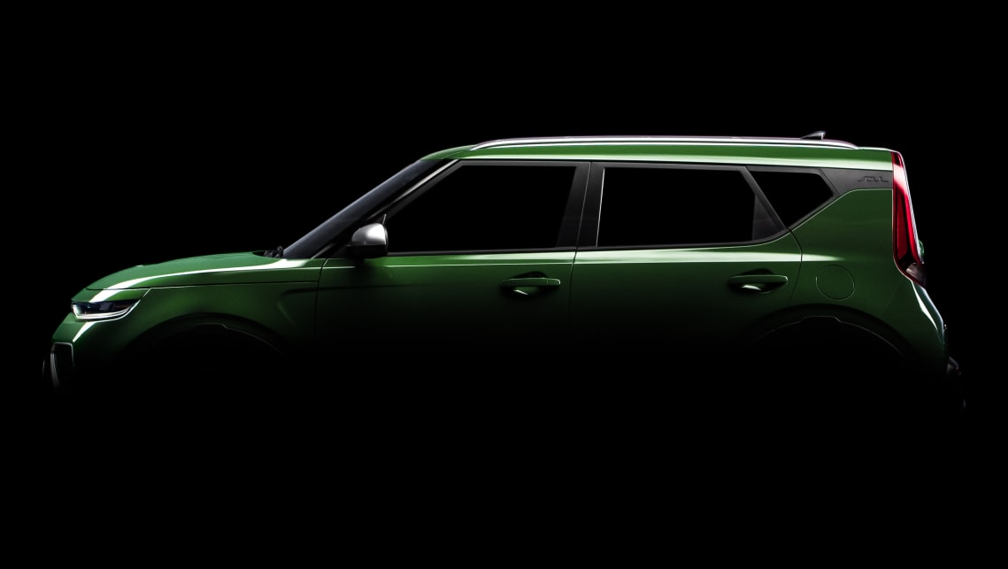 Kia's Soul might have evolved, but its silhouette cuts a familiar figure.