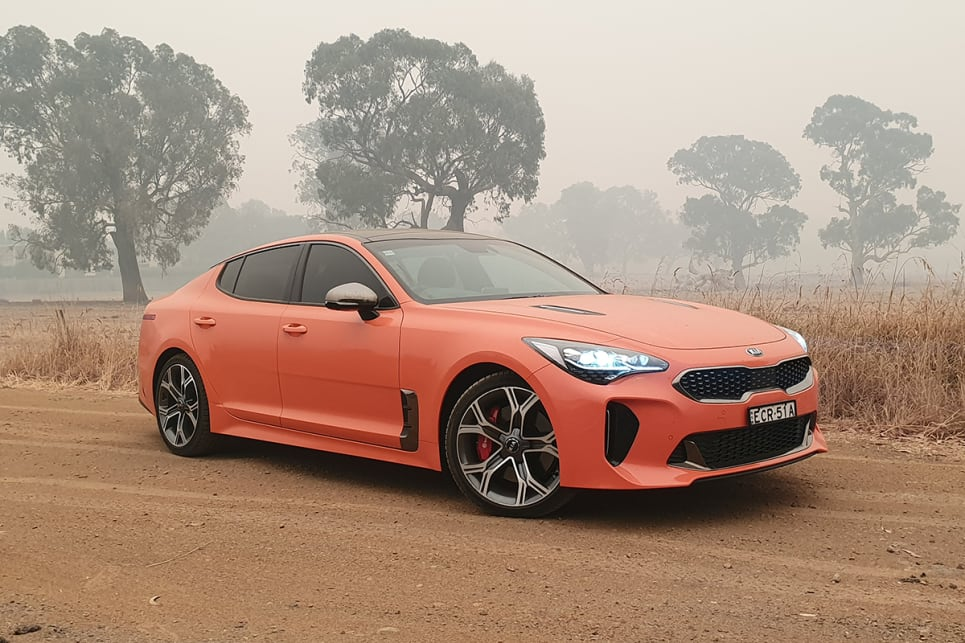 This is why bright orange is an RFS favourite.