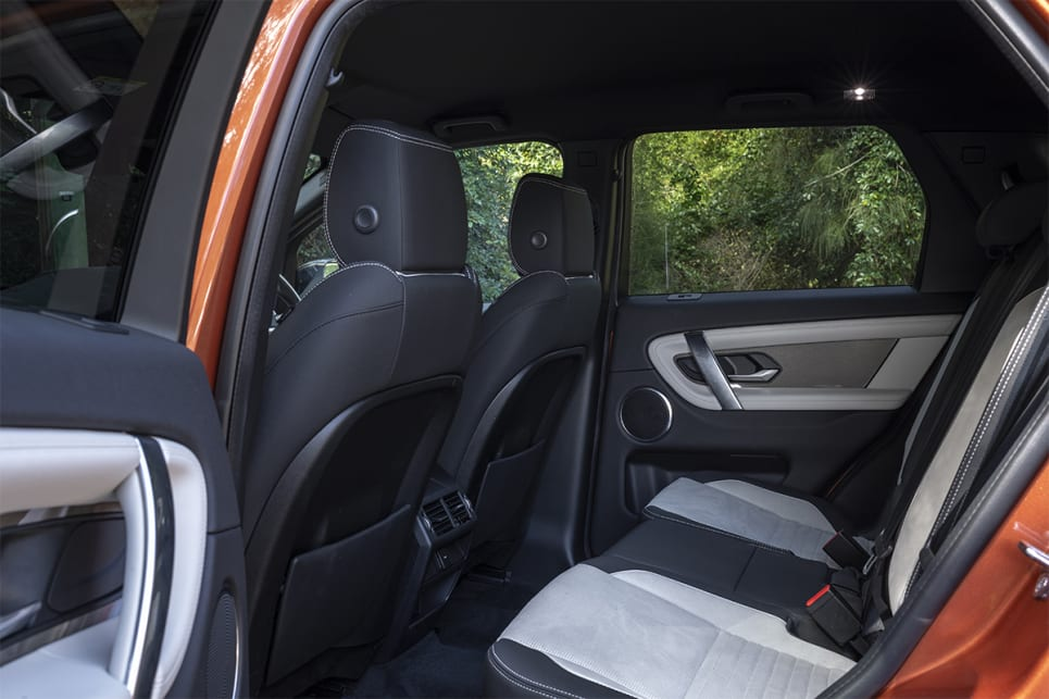 2021 Land Rover Discovery Sport | interior gallery | Tom White