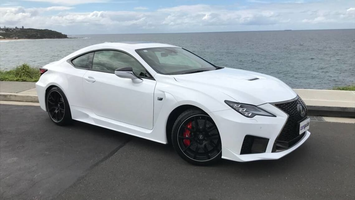 Lexus Rc F 2020 Review Ep3 Carsguide