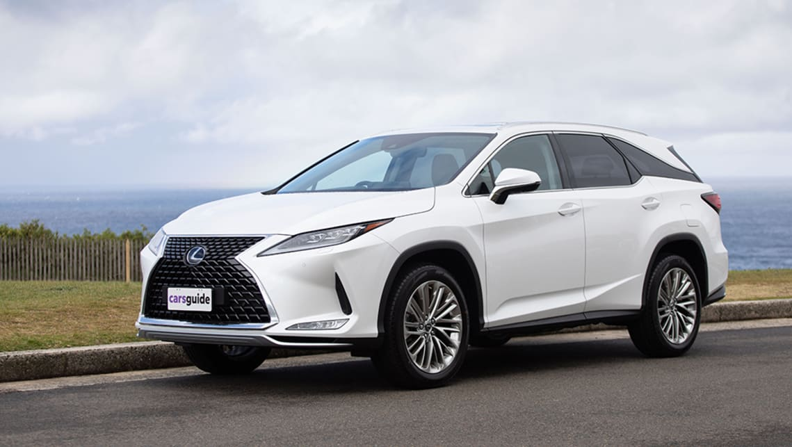 Lexus Rx 2020 Review 350l Sports Luxury Carsguide