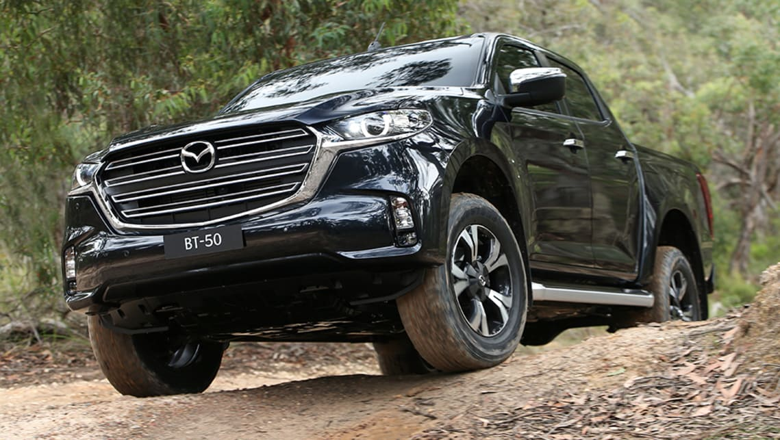 New Mazda Bt 50 2021 To Score Full Accessory Suite At Launch Car News Carsguide