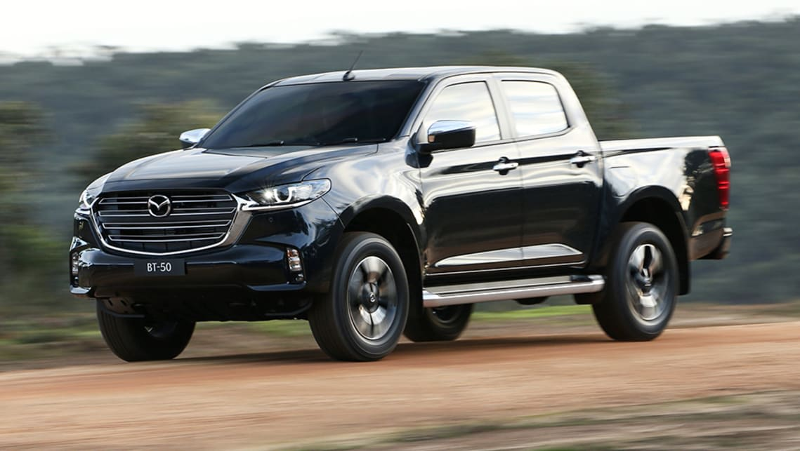 More Mazda BT-50 revealed: Specifications confirmed: Towing