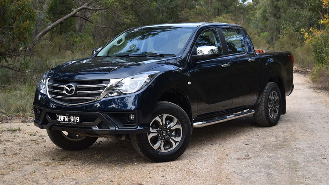Mazda Bt 50 2020 Review Xtr 4x4 Gvm Test Carsguide