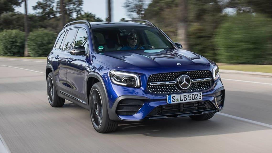 Mercedes-Benz GLB 2020: New 'small' SUV has unique seven ...