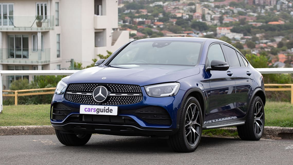 Mercedes Glc 2020 Review 300 Coupe Carsguide