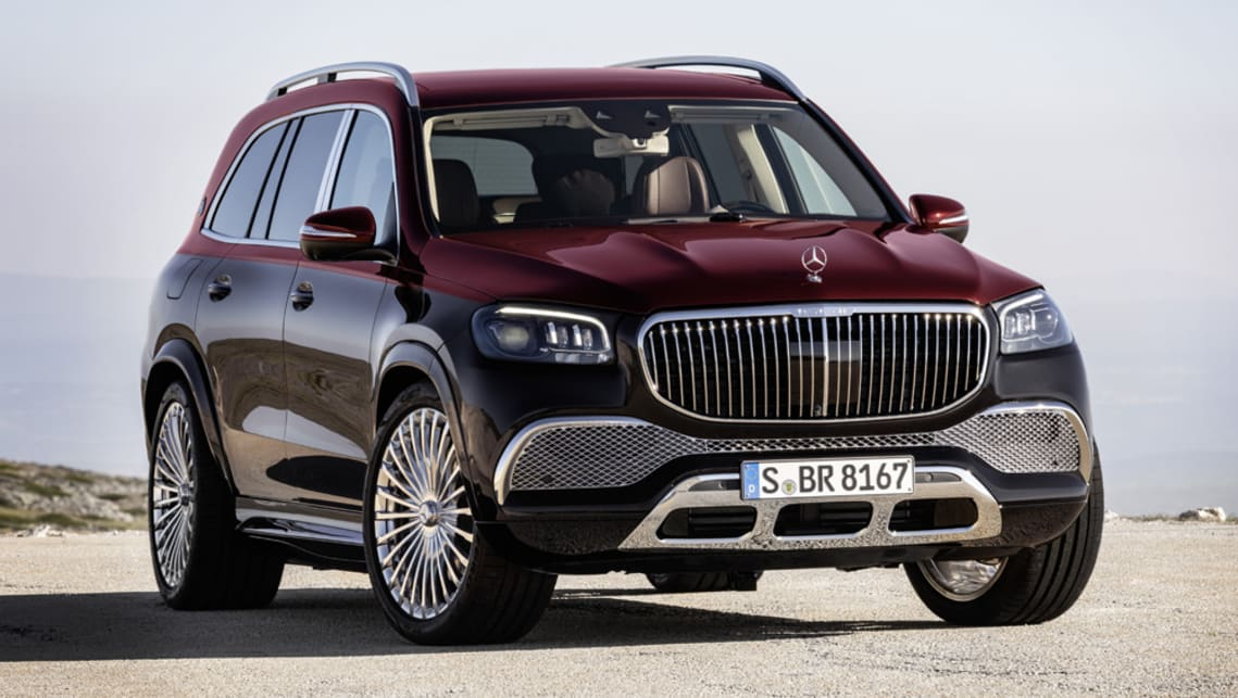 Mercedes Maybach Gls 2020 Is Peak Automotive Luxury Car News Carsguide