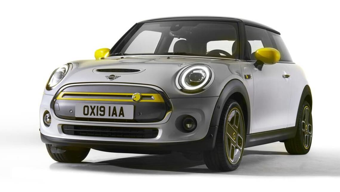 Mini Cooper Models >> Mini Models To Be Mini Again Car News Carsguide