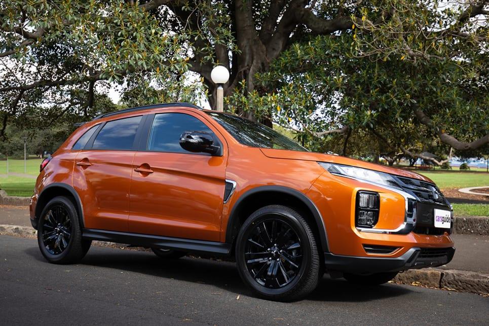 Mitsubishi Asx 2020 Review Gsr Carsguide