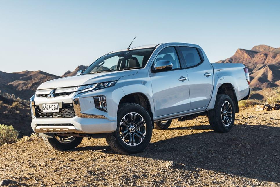 Mitsubishi Triton 2020 Review Gls Snapshot