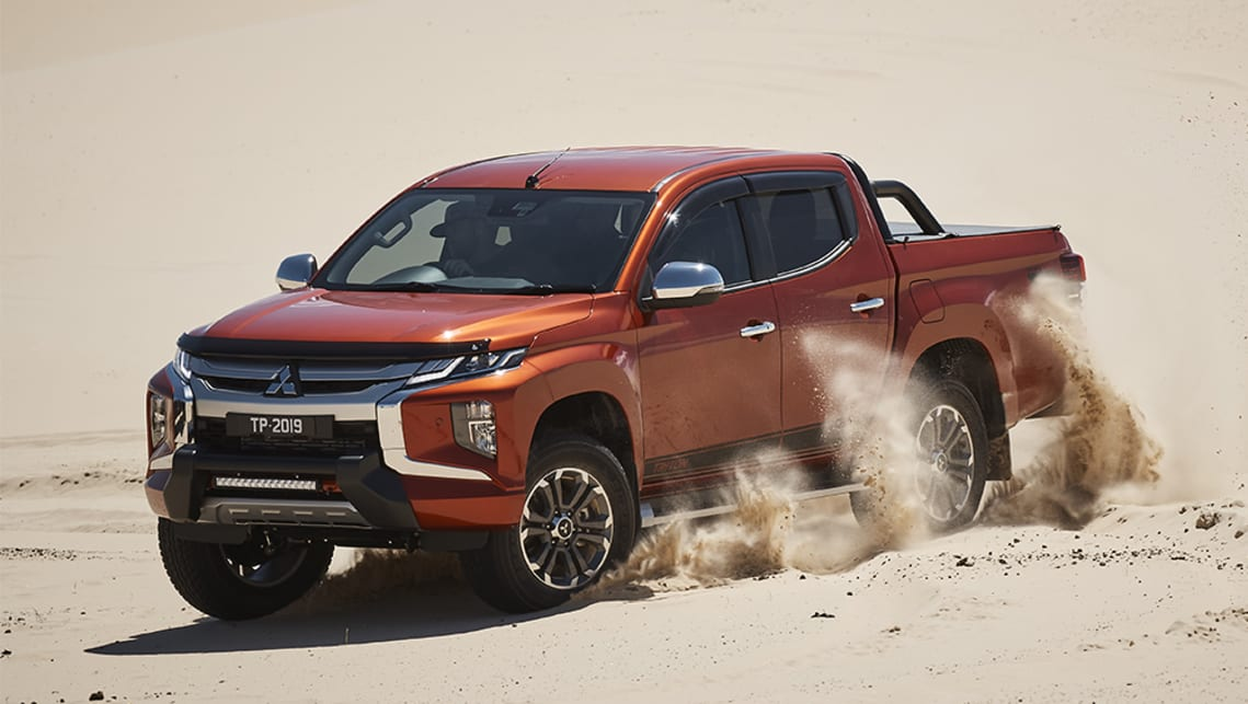 Mitsubishi Triton 2020 Pricing And Spec Confirmed Special Toby Price Edition Added To Updated Ute Line Up Car News Carsguide