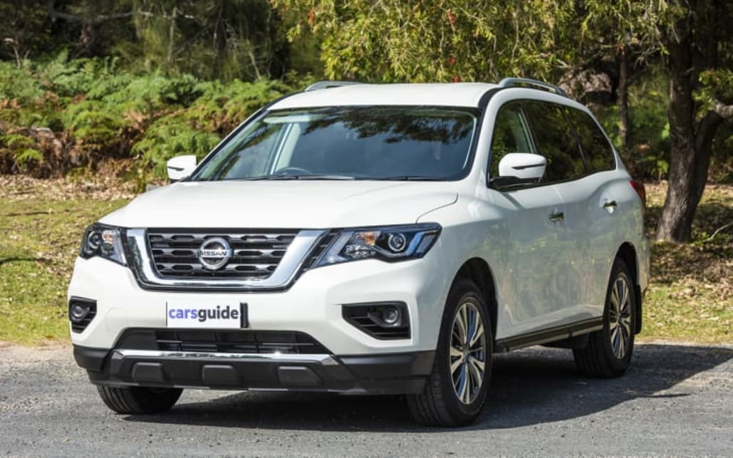 New Nissan Pathfinder 2020 Pricing And Specs Detailed Large Suv Gets More Expensive Car News Carsguide