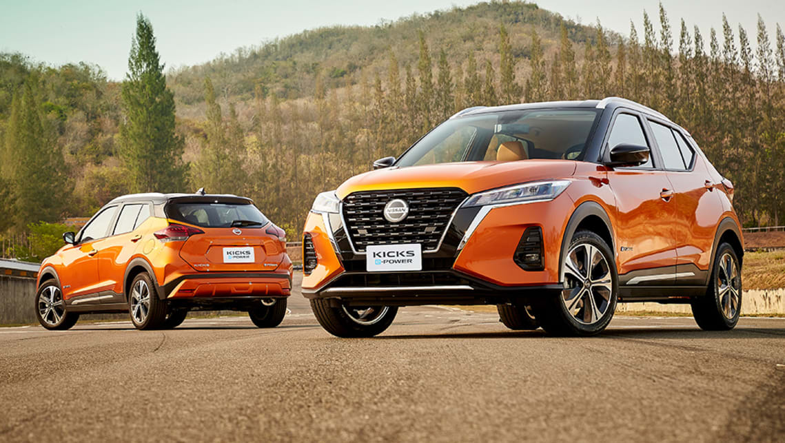 Would The New Nissan Kicks Be A Better Fit For Australia Than The 2020 Juke Car News Carsguide