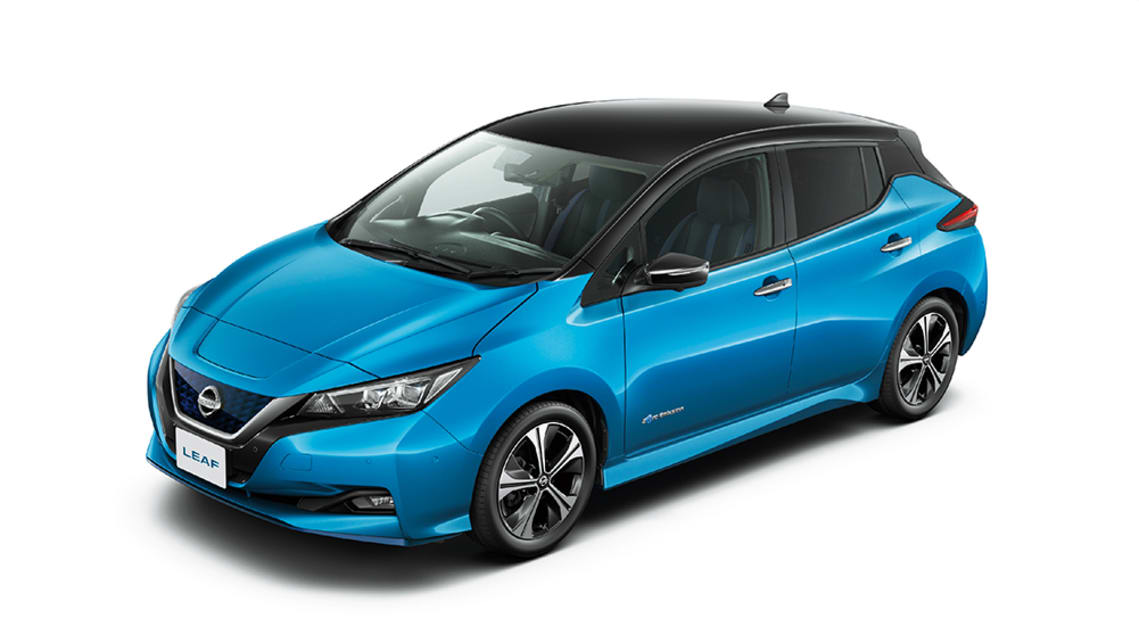New Nissan Leaf 2020 revealed: Better safety and ...