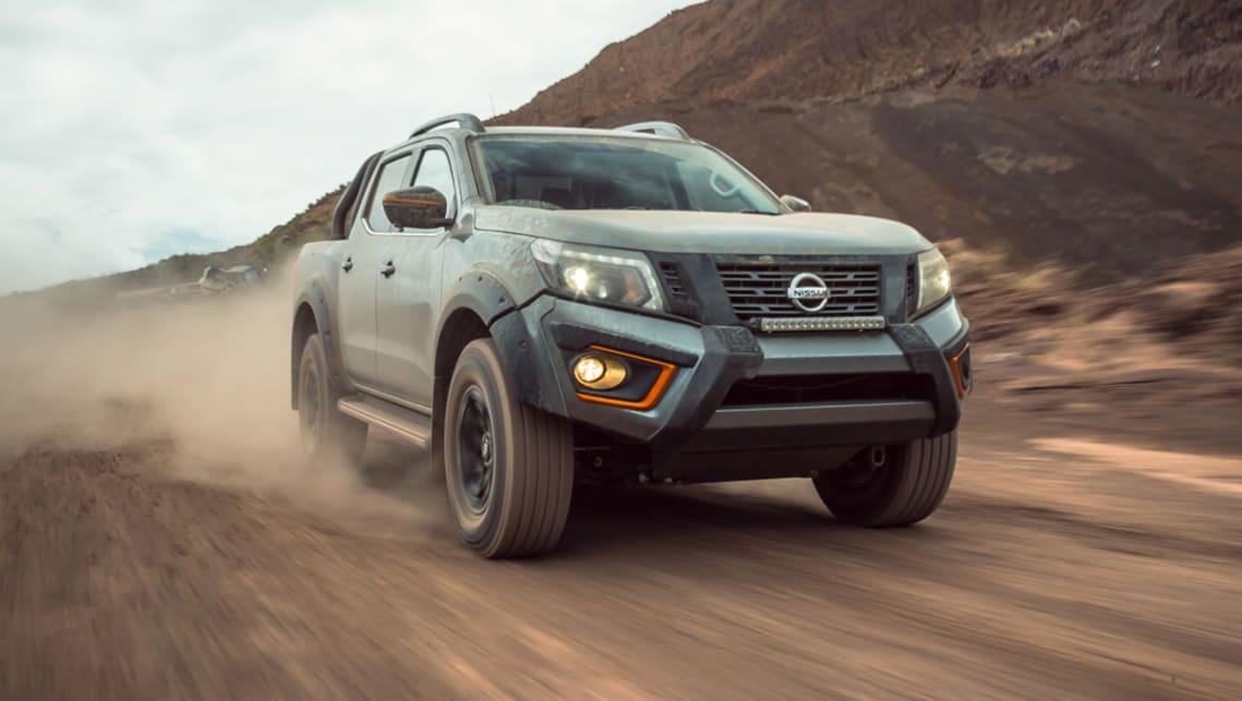 New Nissan Navara N Trek Warrior 2020 Pricing And Specs