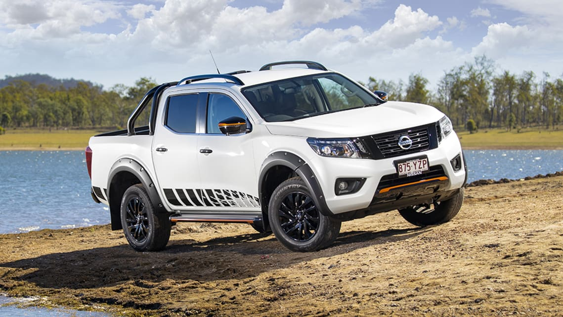 Have you been hankering for a Wildtrak with Nissan badges?